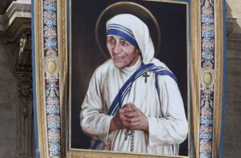 It was with this prayer that a Brazilian obtained the miracle of the Holy Mother Teresa of Calcutta