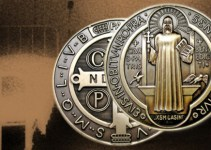 Prayer to Saint Benedict to ward off evil and seek protection from danger
