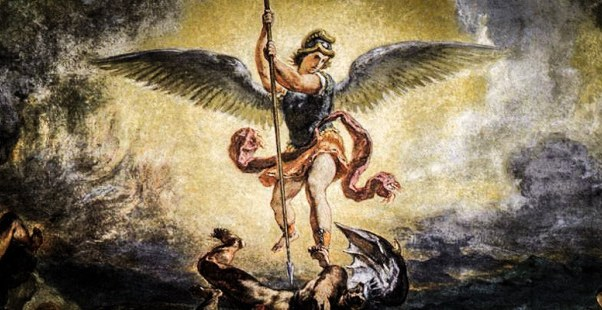 Overwhelmed by so much evil? Here are 3 of St. Michael's weapons
