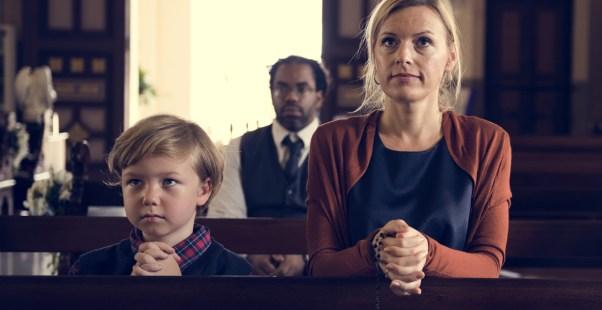Why do Roman Catholics kneel at Mass?