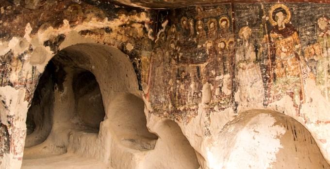 A 1500-Year-Old Underground Byzantine Church Is Found in Turkey