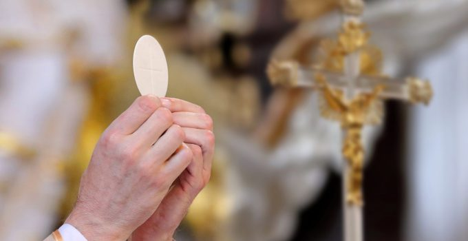 How the Eucharist is an antidote to death