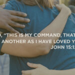 Disciples Rejoice and Love One Another