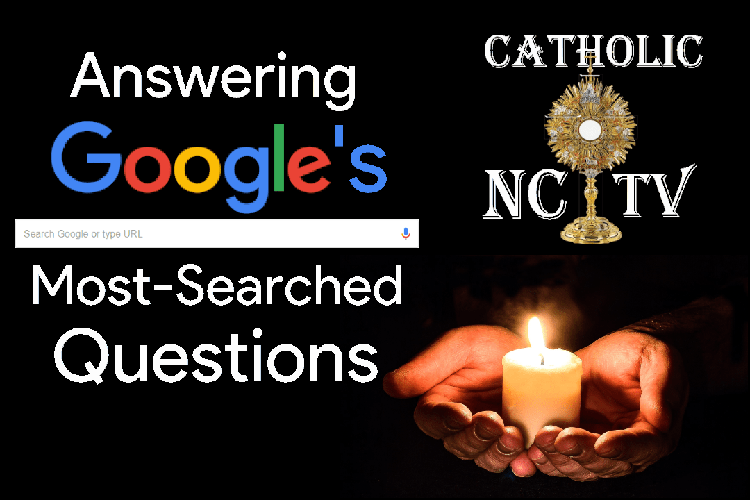 Google's Most-Searched Questions: Why do Catholics Light Candles?
