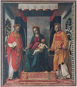 February 15: Sts. Faustinus and Jovita, Martyrs