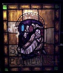 February 20: St. Eucherius, Bishop