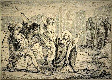 February 21: St. Severianus, Martyr, Bishop