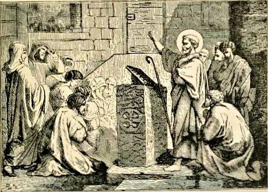 February 22: St. Peter's Chair at Antioch