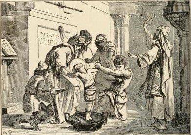 March 24: St. Simon, Infant Martyr
