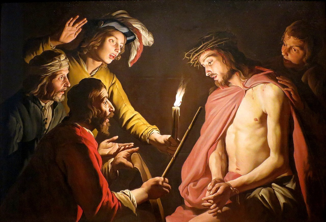 Third Saturday– The Passion of Christ Reconciles Us to God