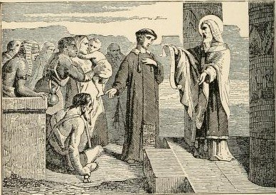 April 9: St. John the Almoner