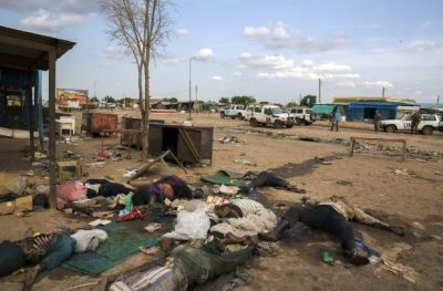 Bishop: South Sudan has become 'the place where God weeps ...