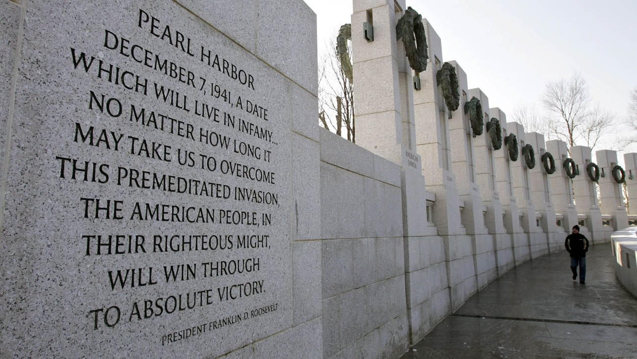Priesthistorian 75 years later Pearl Harbor such a powerful event  Catholic Philly