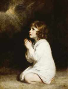 2-R41-M1-1780 Joshua Reynolds, Samuel als Kind Reynolds, Sir Joshua 1723-1792. 'Der kleine Prophet Samuel im Gebet'. Gemaelde. Montpellier, Musee Fabre. E: Joshua Reynolds /Samuel as Child/ C18th Reynolds, Sir Joshua 1723-1792. 'The little Prophet Samuel praying'. Painting. Montpellier, Musee Fabre. F: Joshua Reynolds / Samuel Enfant Reynolds, Sir Joshua , 1723-1792. - 'Le Petit Samuel'. - Peinture. Montpellier, Musee Fabre.