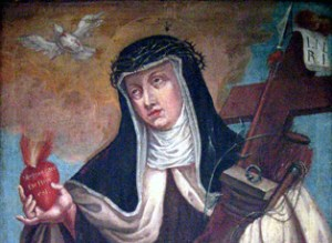 Mary M dei Pazzi
