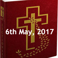 Saturday of the Third Week of Easter - Catholic Readings for Today
