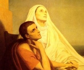 Saint Monica, Mother of St. Augustine