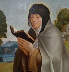Saint Colette of Corbie