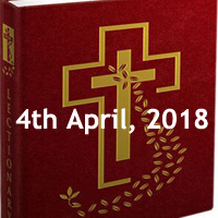 Wednesday in the Octave of Easter