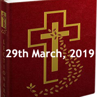 Catholic Readings for March 29 2019 – Friday of the Third Week of Lent