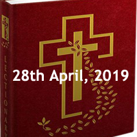 Second Sunday of Easter - April 28 2019 - Catholic Daily Readings, Daily Reflections