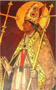 St Julian of Toledo