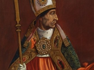 Saint Concordius of Toledo