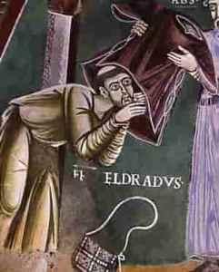 St Heldrad of Novalese