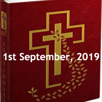 Catholic Daily Readings for 1st September 2019, Twenty-second Sunday in Ordinary Time Year C - Daily Homily