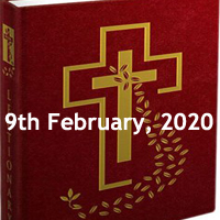 Catholic Daily Readings for 9th February 2020, Fifth Sunday in Ordinary Time, Year A - Daily Homily
