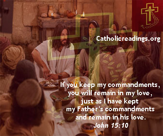 May 23 2019, Thursday - Bible Verse of the Day - John 15:9-11 Today's Bible Quote of the Day Inspiration