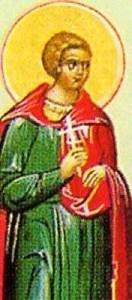 St. Hieron of Mytilene
