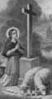 Saint Solange of Bourges