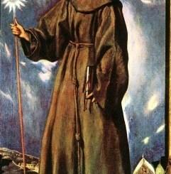 Saint Bernadine of Siena