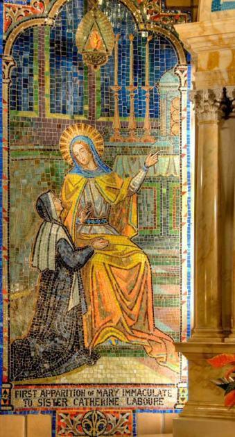 Image result for Saint Catherine Labouré