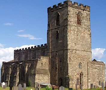 Breedon Church