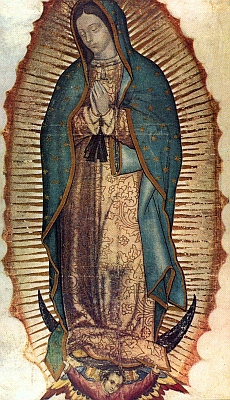 [Our Lady of Guadalupe]