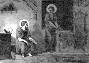 Pictorial Lives of the Saints: Saint Crispin and Saint Crispinian, Martyrs