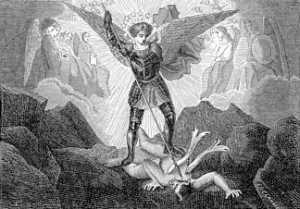 [Saint Michael, Archangel]