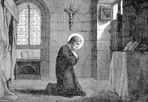 [Pictorial Lives of the Saints: Saint Stanislas Kostka]