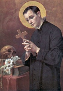 [Saint Aloysius Gonzaga]