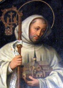 [Saint Bernard of Clairvaux]
