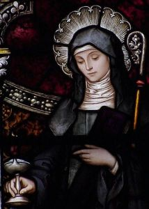 [Saint Brigid of Ireland]