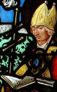 [Saint Claudius of Besançon]