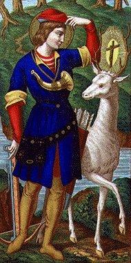 [Saint Hubert of Liege]