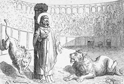 [Saint Ignatius of Antioch]