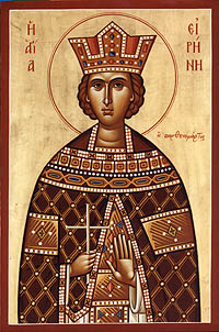 [Saint Irene of Thessalonica]