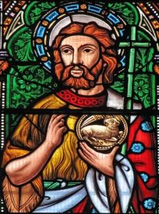 [Saint John the Baptist]