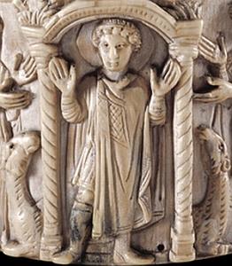 sveti Menna Egiptovski - vojak, puščavnik in mučenec