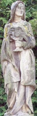 [Saint Odilia of Alsace]